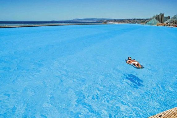 World S Largest Swimming Pool Everydayclimb 39 S Blog
