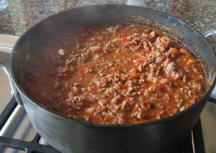 EASY Chili Recipe | Everydayclimb's Blog