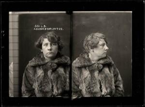 mugshot-annie-gunderson1922