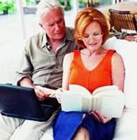 Huffington post everydayclimb 39 s blog for How did mark harmon meet pam dawber