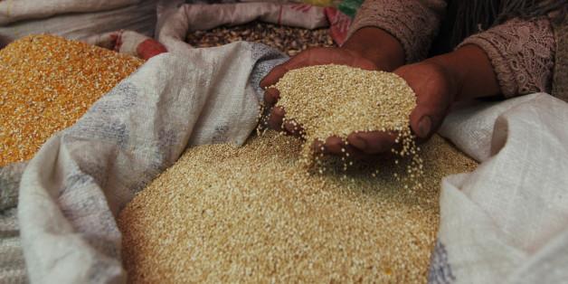Bolivia Quinoa Dispute