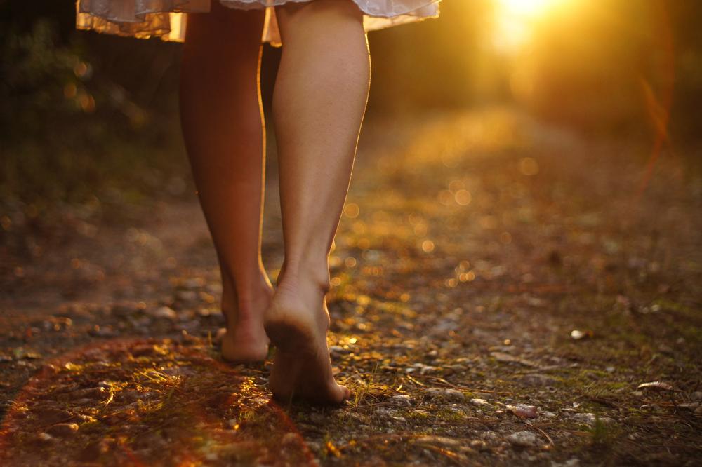 path-woman